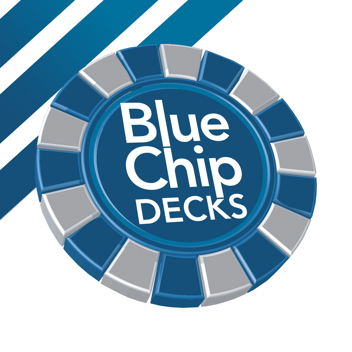 Blue Chip Decks Logo